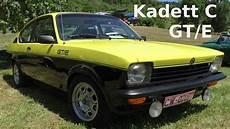 Opel Kadett C Gt E 1975 Classic Car Oldtimer