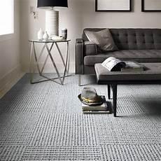 Teppich Wohnzimmer Grau - settle modern living room chicago by flor