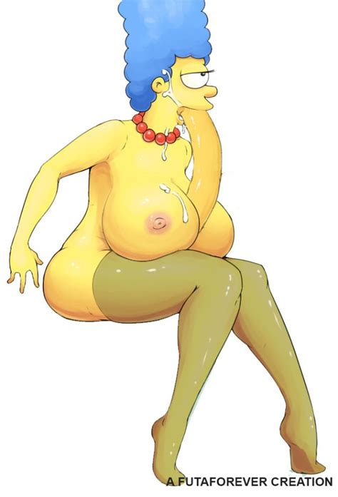 Marge Simpson Shemale