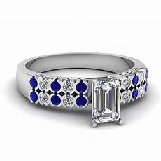 view full gallery of unique modern wedding ring settings displaying image 9 of 10