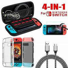 Accessories Shell Cover Charging Cable Protector by Nintendo Switch Carrying Bag Shell Cover