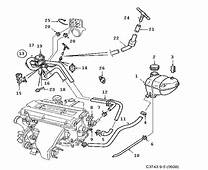90566947  Saab By Pass Valve Water Expansion Bypass