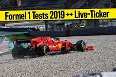 motorsport formel 1 live formel 1 testfahrten 2019 live ticker news barcelona bilder f1 autobild de