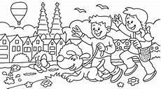 malvorlagen spielende kinder spielende antike kinder malvorlage coloring and malvorlagan