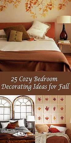 decorative bedroom ideas 25 insanely cozy ways to decorate your bedroom for fall