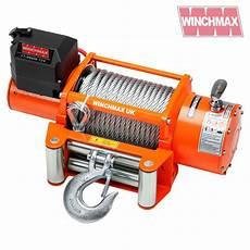 Treuil 201 Lectrique Winchmax 12v R 233 Cup 233 Ration 4x4 17000 Lb