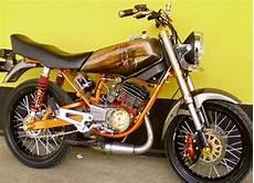 Rx King Modif Touring by Modifikasi Yamaha Rx King Cobra Touring Desain King Cobra