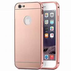 coque iphone 5 5s aluminium miroir coloris or etui