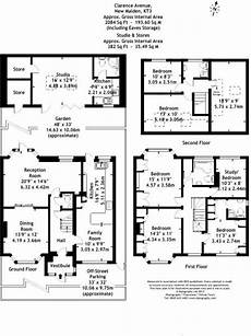 clarence house floor plan 6 bedroom house for sale in clarence avenue new malden kt3