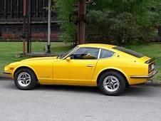 1972 Datsun 240Z  My Style 240z Nissan Z Cars