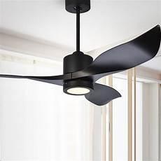52 inch modern nordic led ceiling fan light living