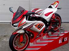 Modifikasi Kawasaki 250 by Motor Sport Gambar Modifikasi Motor Kawasaki 250r