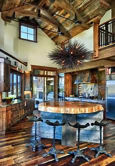 Kitchen Makeover Jj by Rustic Ranch House In Colorado Opens To The Mountains