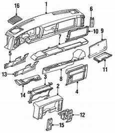 motor repair manual 1987 pontiac gemini instrument cluster instrument panel for 1987 gmc jimmy s15 gmpartsdirect com