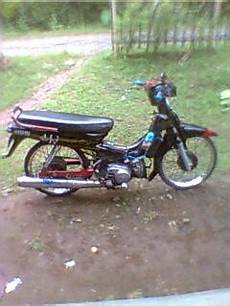 Modifikasi Yamaha Alfa by Modifikasi Motor Alfa