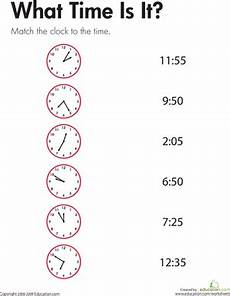 2nd grade telling time worksheets 3642 telling time what time is it worksheet education