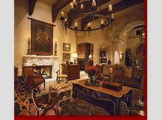 Rti : : Tuscan Villa Living Room / design bookmark #8775