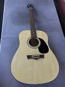 peavey acoustic guitar w beautiful accesories reverb