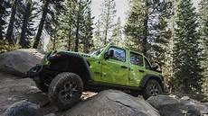 tackling america s toughest trail in the jeep wrangler