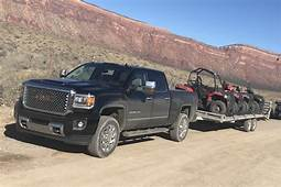 2019 Gmc Sierra 2500hd Towing Capacity Chart  Trucks
