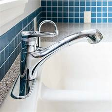 almond colored kitchen faucets how to change a kitchen faucet and soap dispenser the handyman s