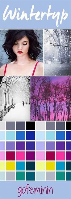 wintertyp welche farben und welcher look dich strahlen