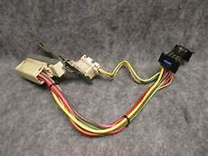 1990 1991 buick lesabre steering column ignition switch w wiring harness 32508 ebay
