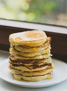 classic pancakes milk or buttermilk pretty simple sweet