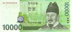 Mengenal Won Mata Uang Resmi Negara Korea Selatan