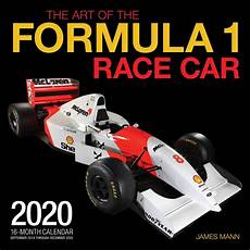 F1 2020 Merchandise the of the formula 1 race car calendar 2020 calendar