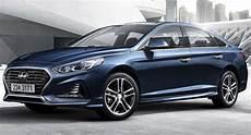 U S Market 2018 Hyundai Sonata Reveal Live Here At