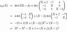 mathematik lexikon ein system linearen