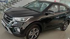 hyundai creta black color look
