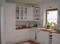 ikea kuche bodbyn wei 223 ikea kitchens k 252 che mit charme