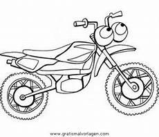 Malvorlagen Tiger Motor Motorcross 4 Gratis Malvorlage In Motorrad