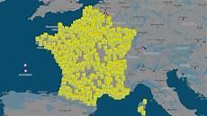 carte gilet jaune blocage 171 gilets jaunes 187 de nouveaux points de blocage lundi matin