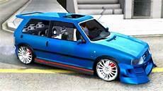 Modification Fiat Uno