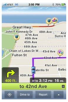 Waze Gps Iphone Telecharger Gratuit Sur Iphone