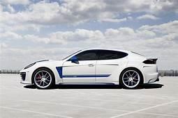 TopCars New Porsche Panamera Stingray GTR Kit Costs More