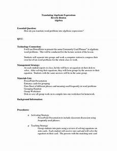16 best images of translating verbal expressions worksheets translating algebraic expressions