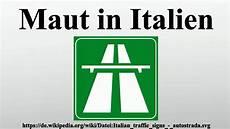 Maut In Italien