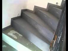 beton cire r 233 alisation par top design d un escalier