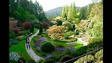 the most amazing garden in canada the butchart gardens victoria bc youtube