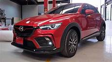 Sports Widebody Kit Mazda Cx 3 Tuning 22