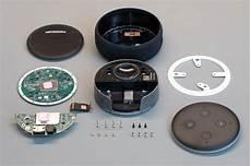 echo dot 3rd smart speaker teardown