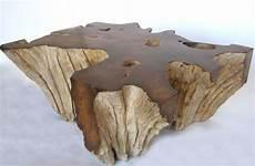 Teak Wurzel Tisch - teak root coffee table at 1stdibs