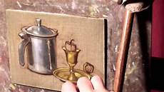 how i paint silver and gold youtube