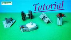 how to build lego mini wars part 2 tutorial