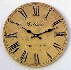 Uhr Malvorlagen Xl Uhr Wanduhr K 252 Chenuhr Gelb Antik R 246 Mische Ziffern