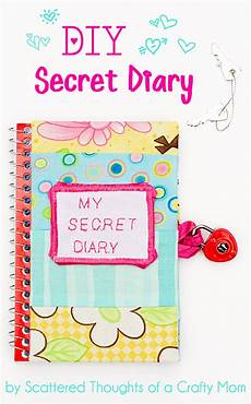 Decoration Ideas For Diary by Make Your Own Secret Diary Sewing Secret Diary Diy